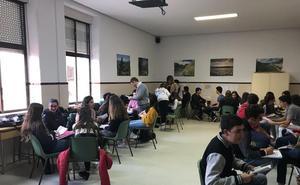Los alumnos de Pastorinas realizan unas convivencias para favorecer el compañerismo y conocerse mejor