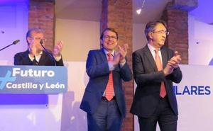 Mañueco anuncia que el programa del PP a las autonómicas llevará un apartado exclusivo de León