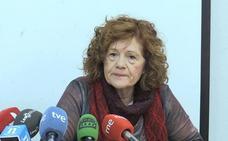 Eloina Terrón: «La personación nos ha costado mucho dinero, pero la gente tiene que saber lo que hay»