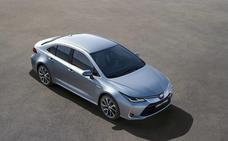Toyota Corolla Sedan, nuevo híbrido
