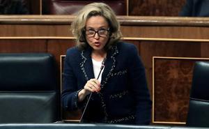 PP y Ciudadanos exigen que Calviño explique en el Congreso la compra de su casa
