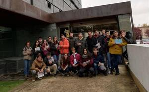 Los alumnos de La Asunción visitan el EREN