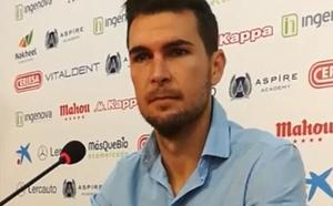 Víctor Cea: «Desde que salgamos a calentar buscaremos ganar»
