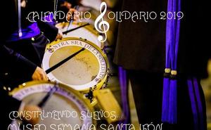 La Banda de Cornetas y Tambores Nuestra Señora de la Soledad de León presenta su calendario solidario