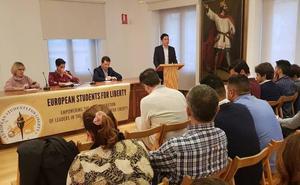 La receta de 'Students for liberty' para León: Libertad fiscal para mejorar la competitividad de las empresas