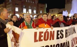 UPL insta a los leoneses a mantener el espíritu reivindicativo