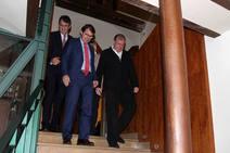 La Junta directiva del PP en León se reúne en Botines