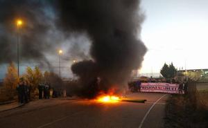 Seguimiento «total» de los funcionarios en la huelga en las ocho prisiones de Castilla y León