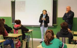 Ocho centros educativos, con 600 alumnos, participan en las aulas de fomento del reciclaje de León
