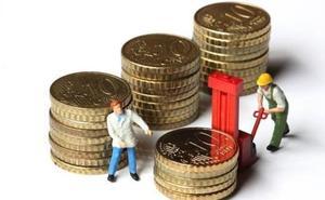Los salarios crecen un 3,2% en Castilla y León entre 2009 y 2017 pero la inflación avanza un 10,7%