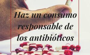 Los farmacéuticos de Castilla y León apelan a un consumo responsable de antibióticos