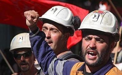 La plataforma Santa Bárbara inicia una marcha minera desde Toreno hasta Oviedo para reclamar un futuro para el sector