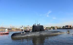 El submarino argentino que desapareció con 44 personas a bordo implosionó y se partió en varias partes