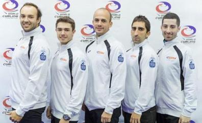 Edu de Paz y el equipo español, fulgurantes en el inicio del Europeo B