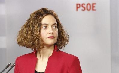 La ministra Meritxell Batet respaldará la presentación de José Antonio Diez como candidato