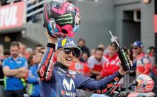 Viñales comienza mandando en el arranque de MotoGP 2019