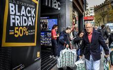 Los españoles gastarán más que nunca durante este 'Black Friday'
