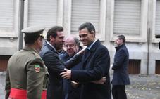 Arranca la cumbre hispano-lusa con la llegada de Pedro Sánchez