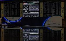 El Ibex-35 vuelve al rojo y llegan malas señales de Wall Street