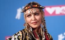 Madonna comparte una foto de sus seis hijos