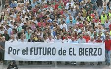 Courel: «Tenemos que salir 40.000 personas a la calle si queremos que se note que El Bierzo no se resigna»