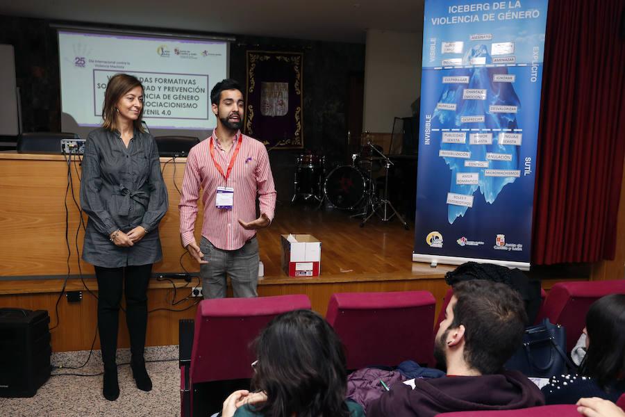 Jornadas enmarcadas en el convenio de colaboración con el Consejo de la Juventud de Castilla y León