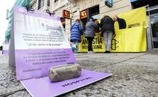 Amnistía Internacional reclama en León «apartar las piedras del camino» de las víctimas de violencia sexual