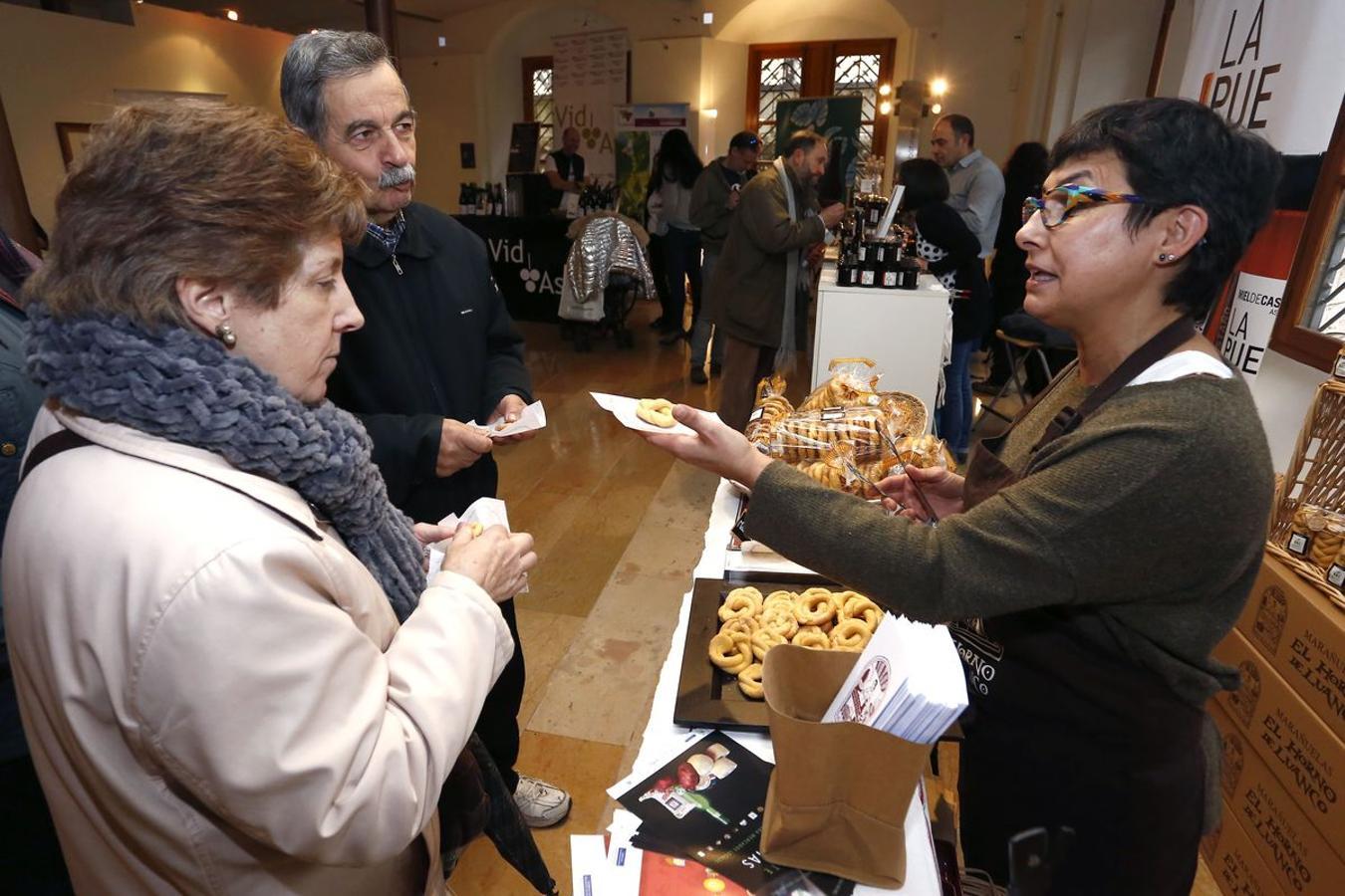 Inauguración de la feria 'Tastte Asturias'