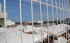 La plantilla de Vestas da salida al 70% de máquinas 'pactadas' e inicia el desmantelamiento progresivo de la fábrica de Villadangos