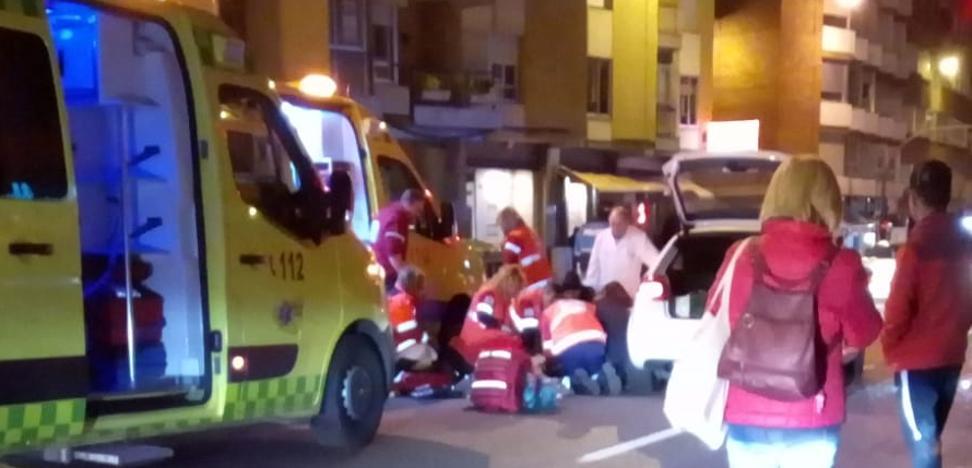 Fallece un conductor tras sufrir un infarto mientras circulaba por Alcalde Miguel Castaño