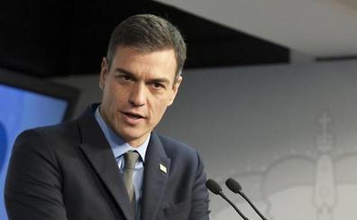 Sánchez reafirma su compromiso para erradicar la violencia machista