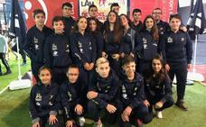 El Tenis5Padel empieza con mal pie en la Liga Autonómica de Menores