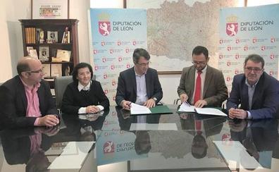 La Diputación y Santa María la Real desarrollan cuatro Itinerarios de empleo 'Go Green' con 72 desempleados del área rural