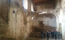 Finalizadas las obras del Monasterio de Santa María de Sandoval