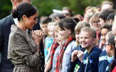 El príncipe Carlos desvela el nombre del bebé de los duques de Sussex