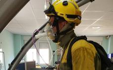 Los Premios Internacionales de Incendios Forestales distinguen una investigación de la ULE sobre el estrés térmico de los agentes