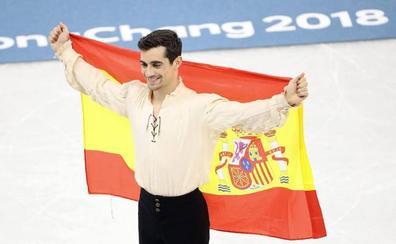 Javier Fernández, a dos meses de la retirada