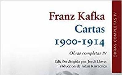 Kafka, un escritor a través de su correspondencia