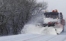 El Operativo de Vialidad Invernal cuenta con más de 3.000 personas y 430 máquinas quitanieves