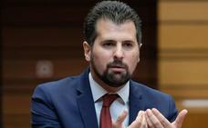 Tudanca valora la actitud de Sánchez con Herrera «tras años de gobiernos que han dado la espalda» a la comunidad