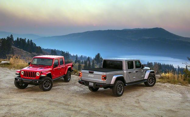 Jeep Gladiator 2020, la moda del «pick-up»