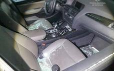 Detenidos en Ponferrada los presuntos autores de una oleada con 125 robos en el interior de vehículos