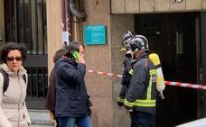 La mala combustión de una caldera obliga a intervenir a Bomberos en la calle Lope de Vega
