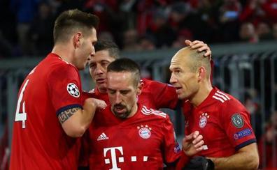 El Bayern prepara su revolución para 2019