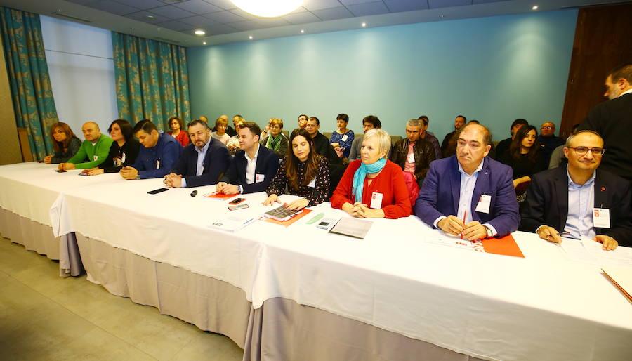 Congreso del PSOE en Ponferrada