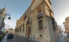 La sede de la Diputación de León acoge la celebración del 40 aniversario de la Constitución Española