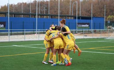El Olímpico de León Femenino consigue la primera victoria de la temporada