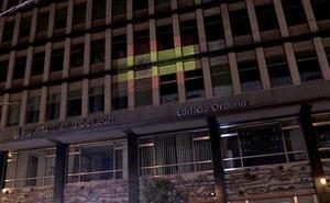 UPL critica el «gasto injustificado» en iluminación con motivo de los 40 años de Constitución