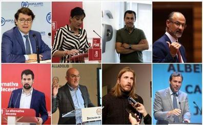 Todas las reacciones en Castilla y León a los resultados de las elecciones andaluzas