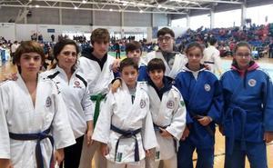 Porrero, plata, y Llamazares, bronce, entre los mejores judokas españoles de la categoría sub15